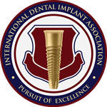Logo for the International Dental Implant Association (IDIA)